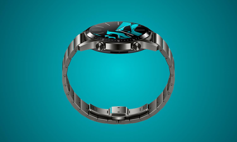 Huawei Watch GT 2 menunjukkan desainnya dalam gambar yang baru difilter 1
