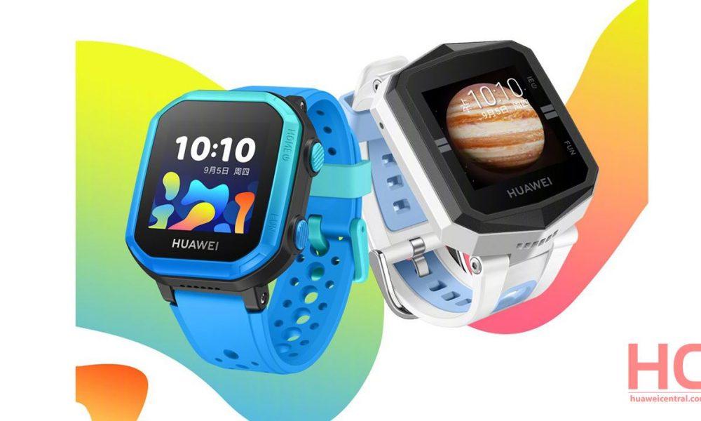 Huawei meluncurkan seri Childrens Watch 3 termasuk empat varian berbeda