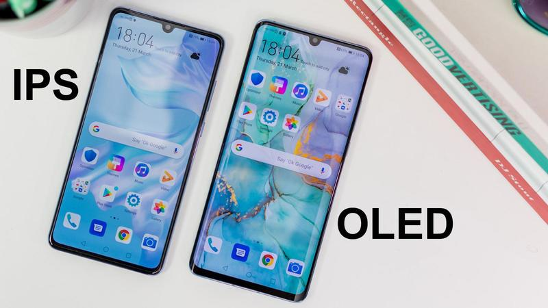 ips vs oled phone screens