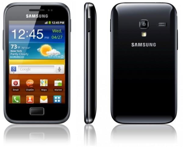 Memasang Galaxy Ace Plus S7500 DDLG1 Android 2.3.6 pada Pembaruan Firmware Resmi