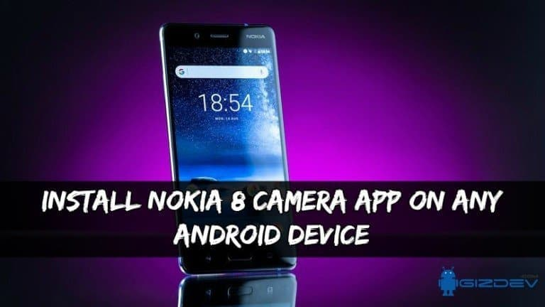 Instal Aplikasi Kamera Nokia 8 Di Perangkat Android Apa Pun