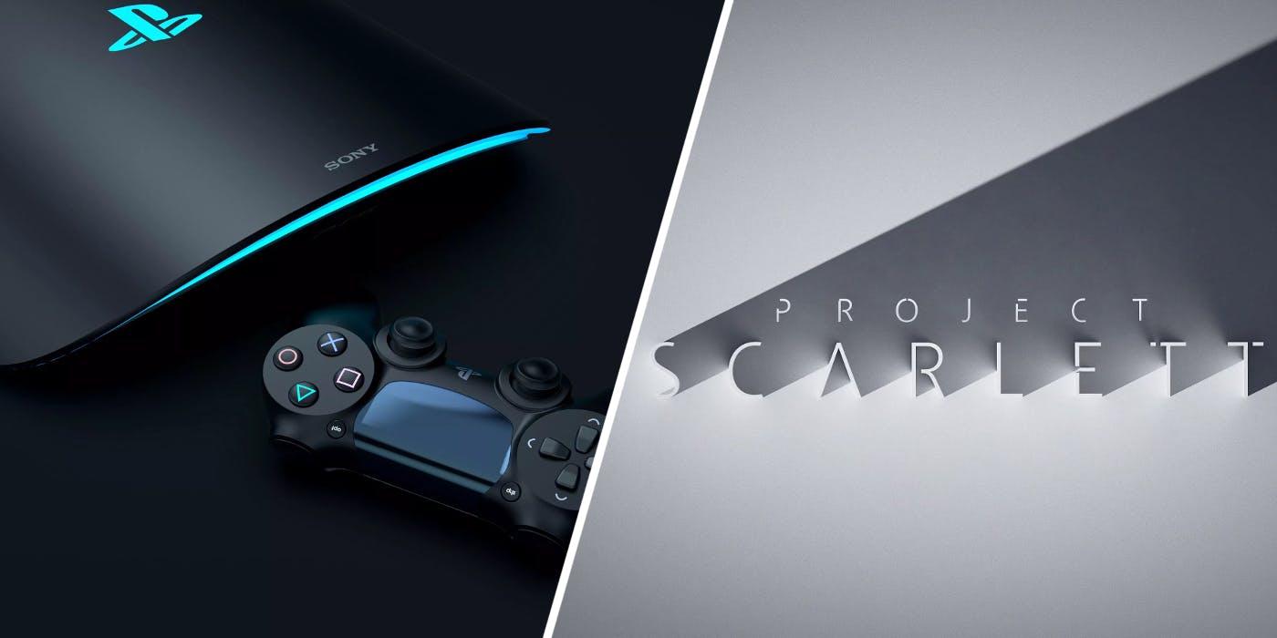 Các trò chơi nhập vai hành động của bên thứ ba đang phát triển cho PS5 và Xbox Scarlett, ... 2