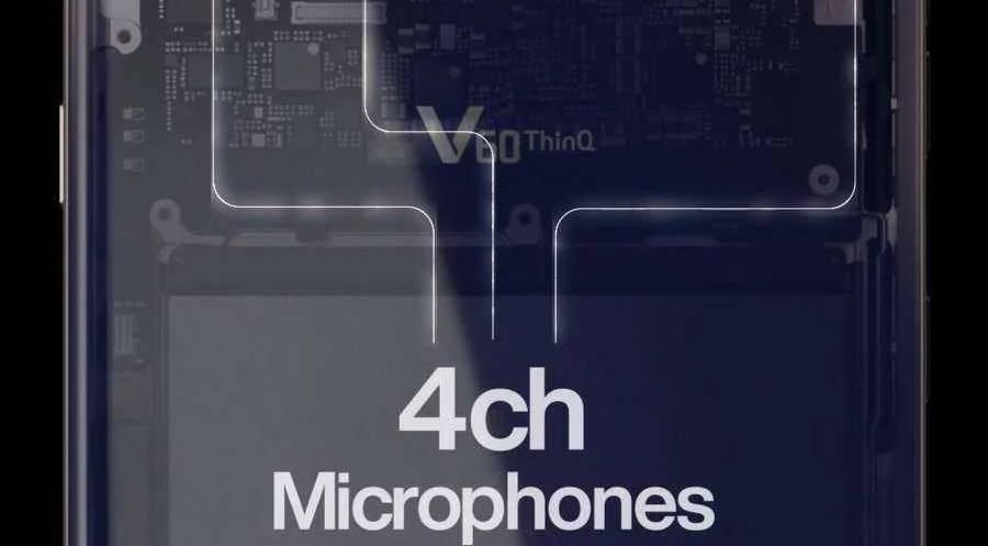 - LG LG V60 ThinQ akan memiliki baterai 5000 mAh, kamera quad dan banyak lagi »ERdC