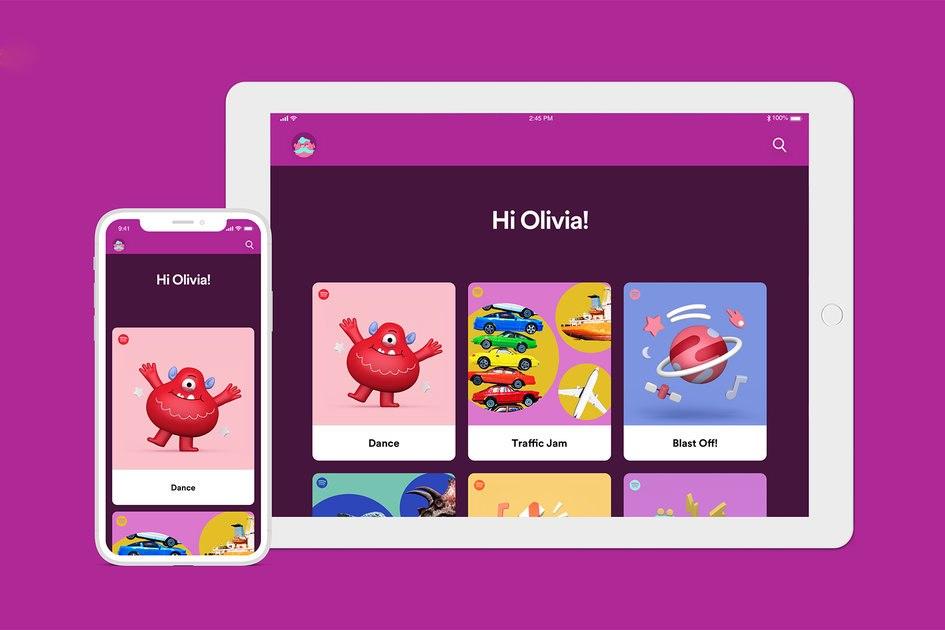 Aplikasi Spotify Kids sekarang tersedia secara gratis di Inggris dan pasar lainnya