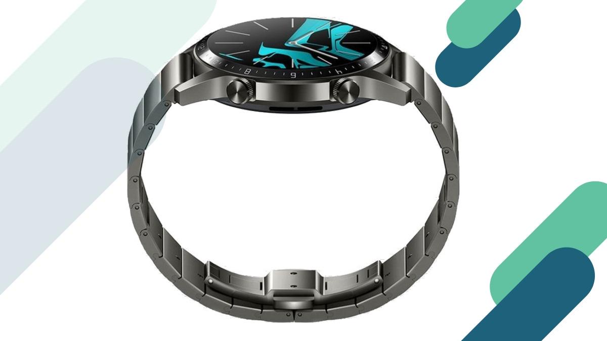 Bocoran gambar Huawei Watch GT2 mengungkapkan desain baru dan lebih baik 1