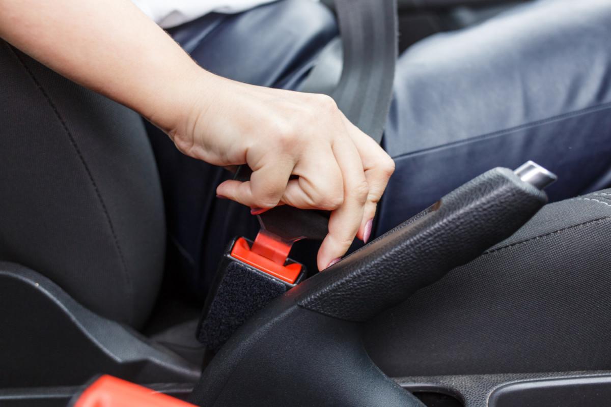 Posisi mengemudi yang buruk bisa berbahaya 1