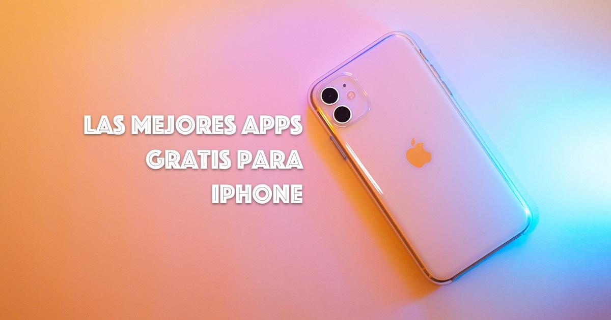 iPhone 11 apps gratis 2020