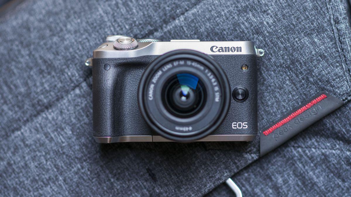 Vuotanut Canon EOS M6 Mark II -tarjoustarjous paljasti uuden peilittoman