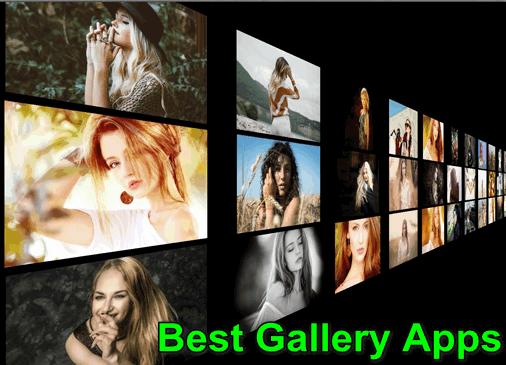 Las mejores aplicaciones de la galería para Android e iOS - Top 10