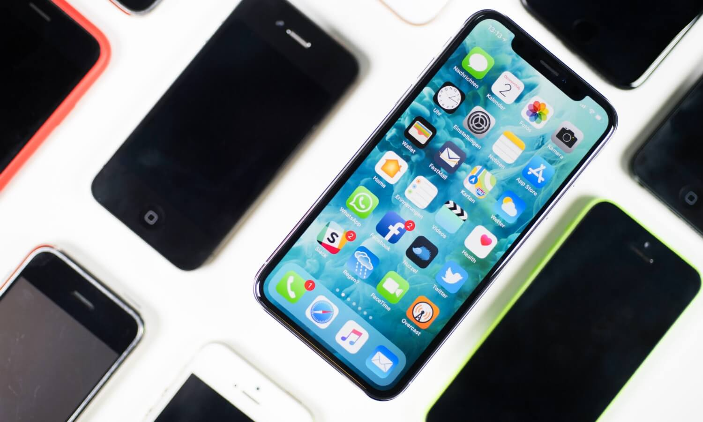 Doanh số iPhone tạo kỷ lục mới 3