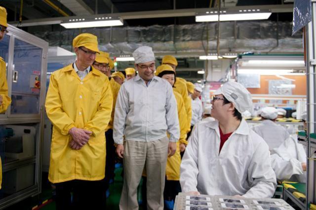 Pekerja Pabrik Di Tiongkok Pernah Mencoba Menggali Terowongan Untuk Menyelundupkan Bagian iPhone