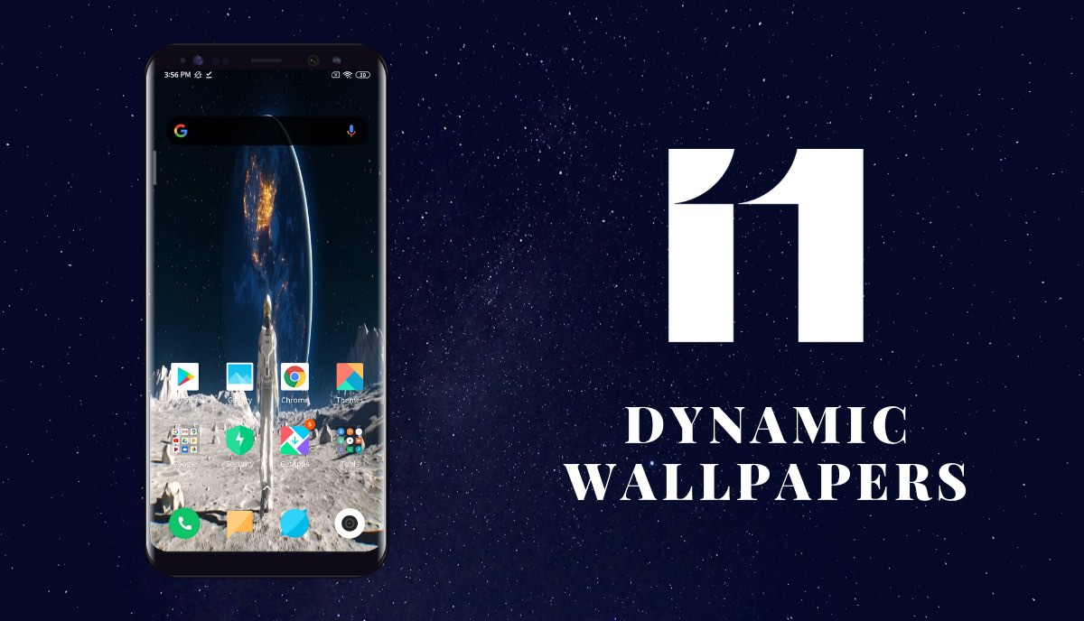 Dyamic Wallpaper MIUI 11 How to
