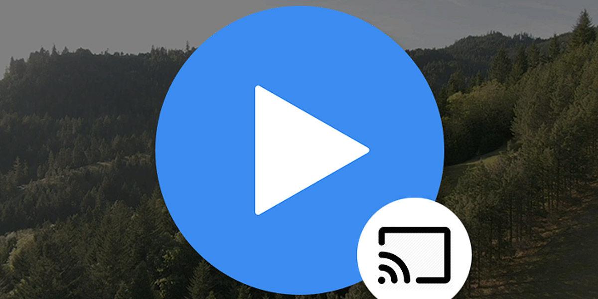 MX Player sudah mendukung Chromecast untuk menonton video streaming