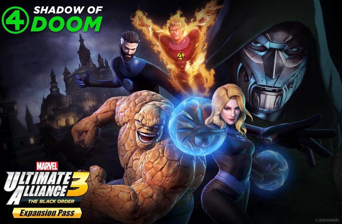 Marvel Lopullinen liitto 3 DLC-paketti 3 julkaistiin 26. maaliskuuta