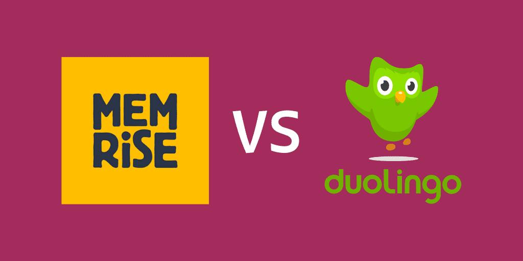 Memrise vs. Duolingo: una comparación exhaustiva