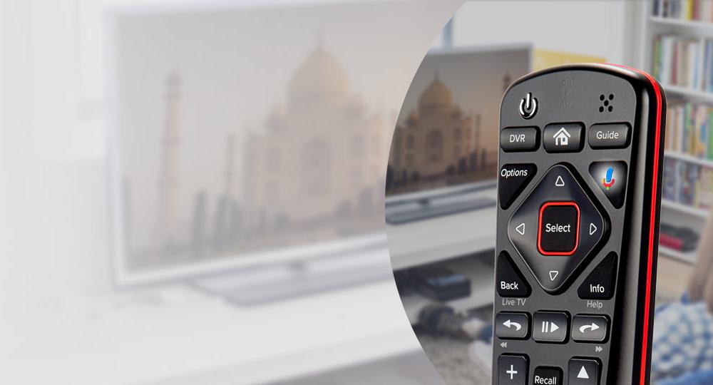 Smart TV saya tidak benar-benar pintar sampai saya mendapatkan remote Google DISH baru
