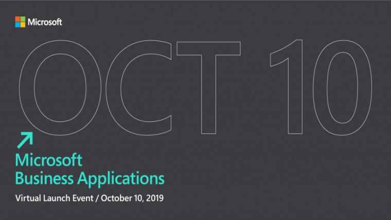 Microsoft mengumumkan Acara Peluncuran Virtual Aplikasi Bisnis untuk 10 Oktober