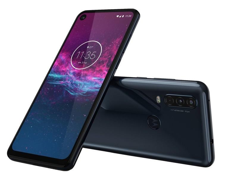 Motorola One Action membunuh video vertikal sekali dan untuk semua 1