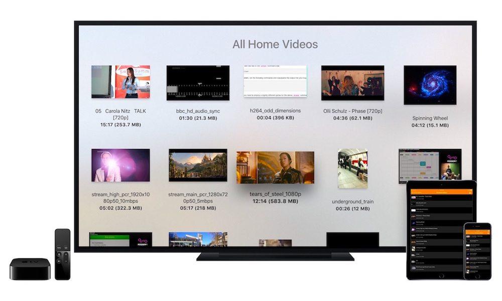 Nerd Media Bersukacitalah, VLC Akhirnya Tersedia di Apple televisi 1