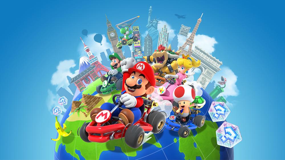 Nintendo mengungkapkan tanggal rilis untuk Mario Kart Tour