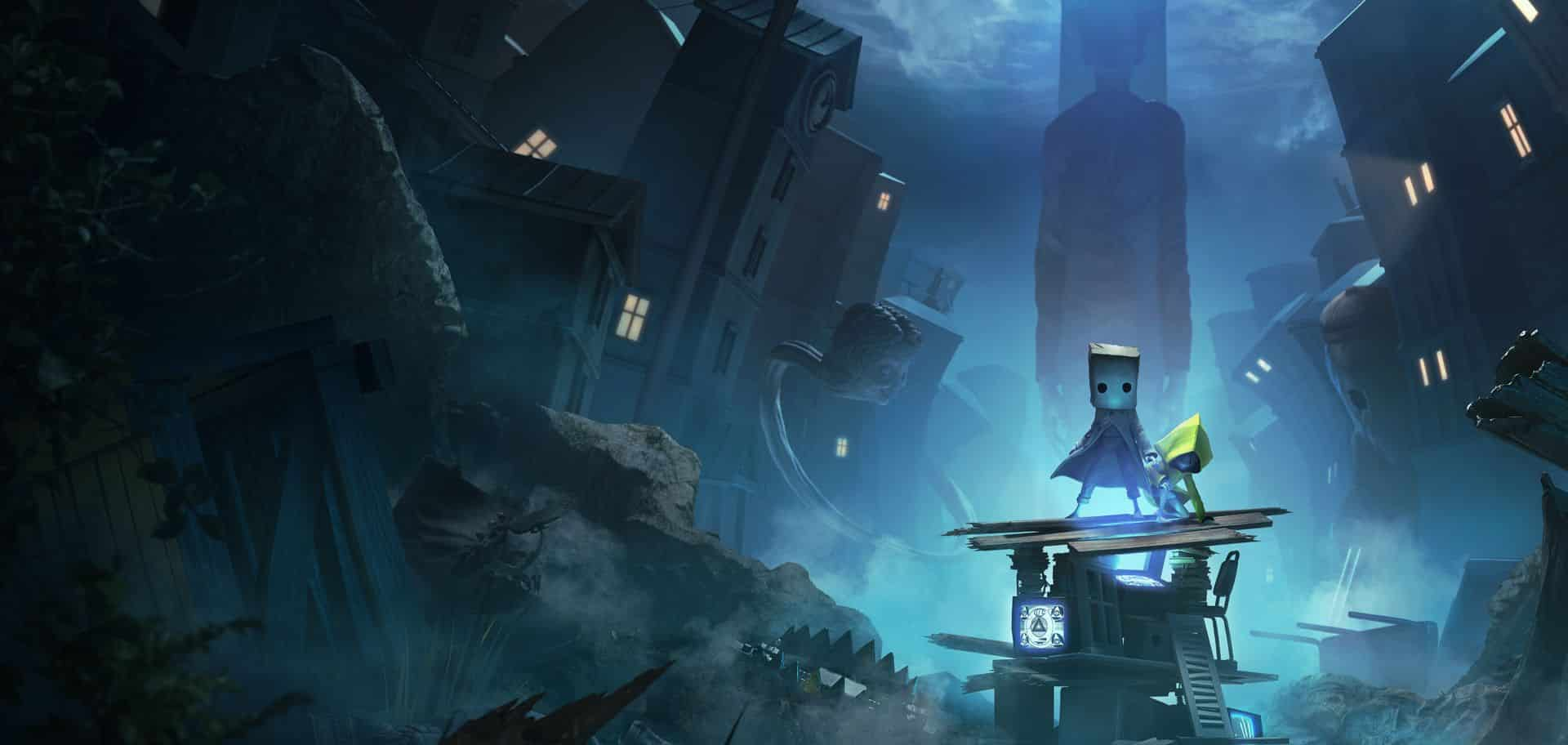 Pikku painajaisia 2 tulossa PS4: ään, Xbox Oneen, Switch ja PC vuonna 2020!