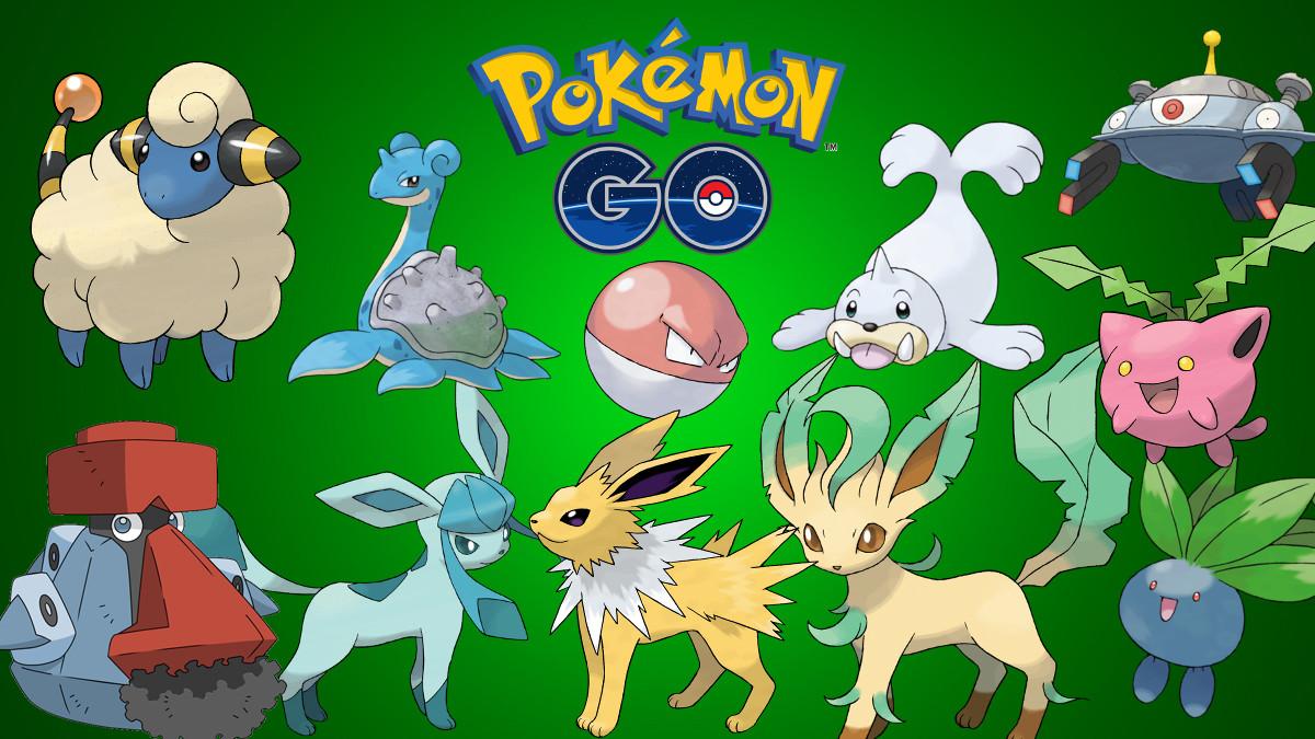 Pokemon Go Daftar Pokemon yang Menarik dengan Lures Es, Glacy, dan Magnetik