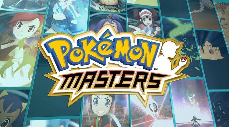 Pokemon Masters päivitetty Ver. 1.1.10,1422