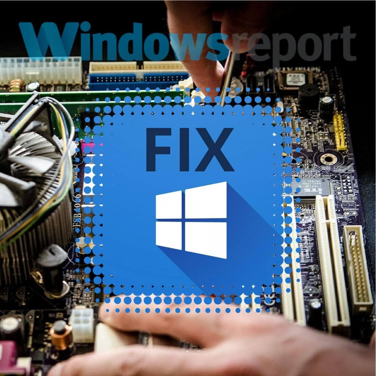 CỐ ĐỊNH: Lỗi VIDEO_TDR_TIMEOUT_DETECTED trong Windows 10 4