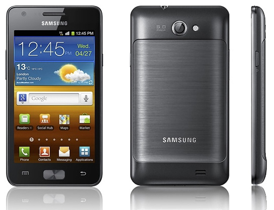 CARA: Root ZSLE6 Android 2.3.6 di Galaxy Firmware Resmi R I9103