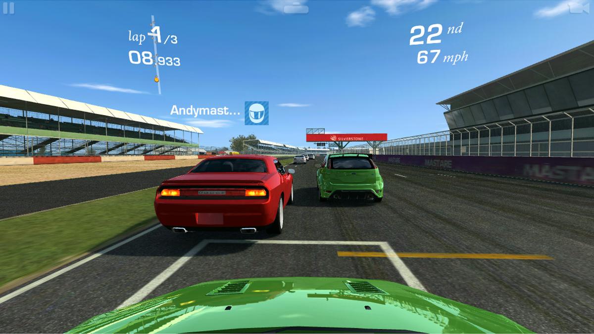 Real Racing 3 ulasan