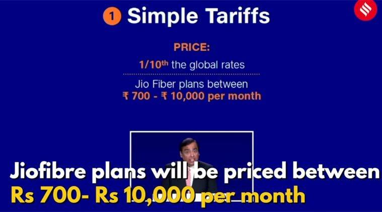 Reliance JioFiber aikoo ilmoittaa hinnat huomenna: tämän tiedämme toistaiseksi