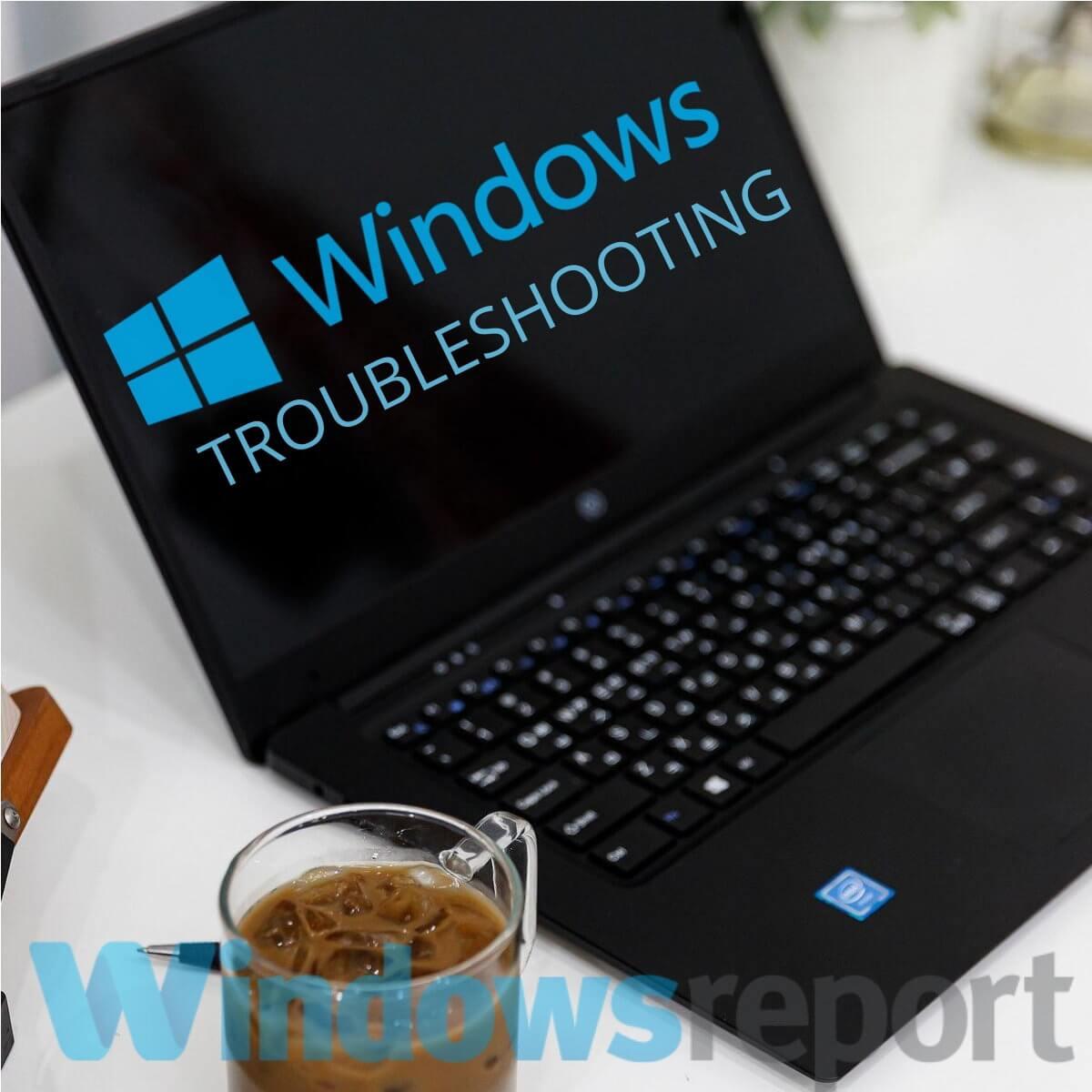 Təmir: Windows Kriptoqrafik xidmət təminatçısında səhv Windows 1