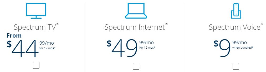paket Spectrum yang sangat baik
