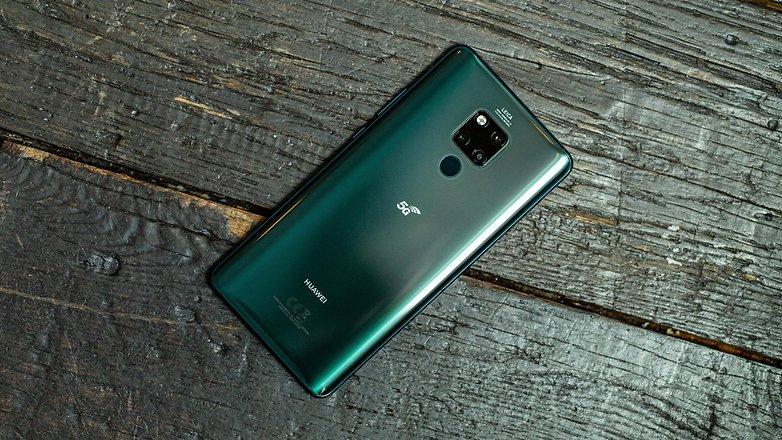 Ulasan Mate 20 X 5G: Huawei mengambil keuntungan 1