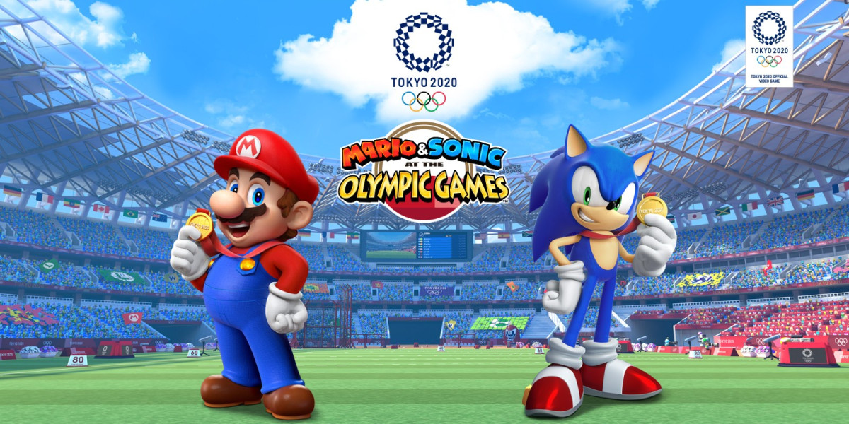 Mario & Sonic di Olimpiade Tokyo 2020 memperkenalkan Dream Events