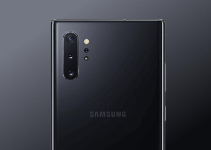 El Samsung Galaxy Note 10 será más seguro que nunca contra el agua
