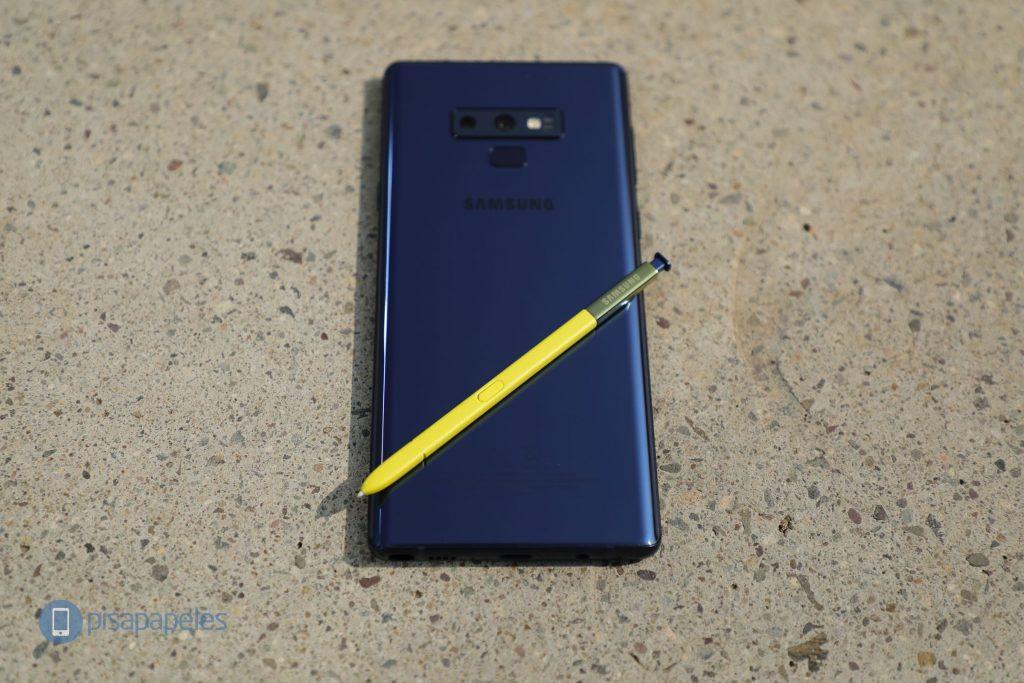 Samsung Galaxy Note  9 diperbarui dengan menambahkan mode malam di kamera Anda 1