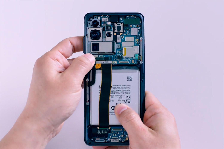 Samsung akan mendistribusikan ke merek lain chip yang aman miliknya Galaxy S20 1