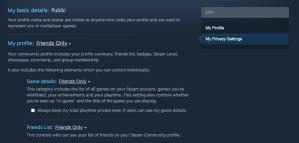 Как изменить имя учетной записи Steam 4