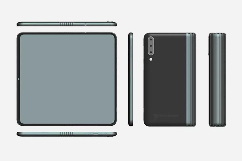 Dua ponsel lipat TCL bocor, termasuk clamshell seperti flip telepon