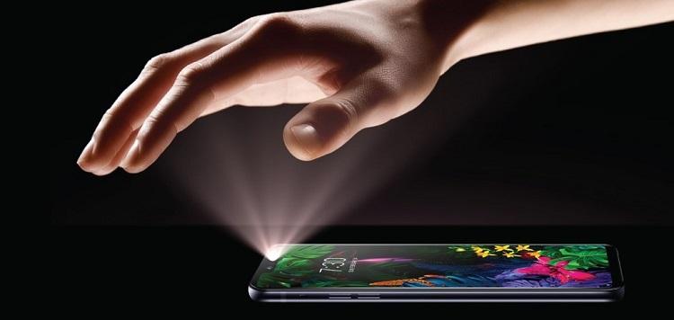 Pembaruan T-Mobile LG G8 ThinQ Android 10 diluncurkan