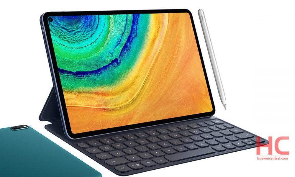 Seri Huawei MatePad Pro diluncurkan termasuk tablet display 5G dan punch hole pertama di dunia