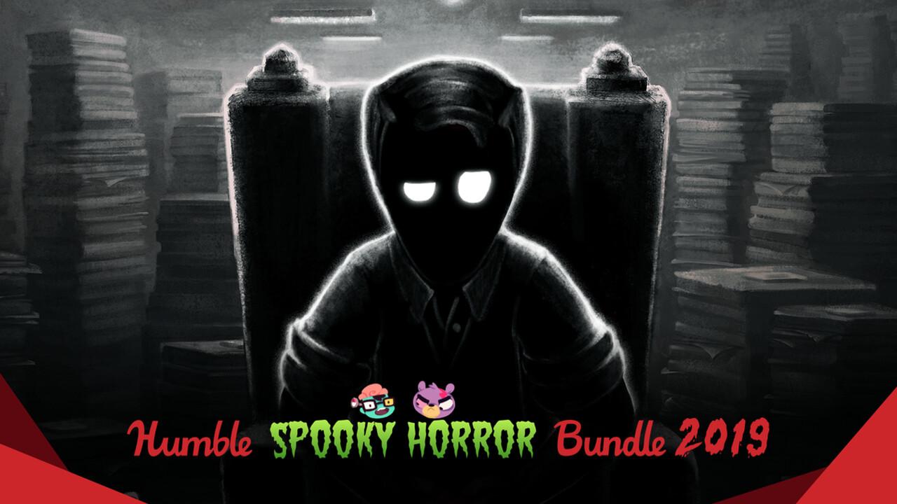 Spooky Horror: Humble Bundle mit Rabatt auf Gruselspiele