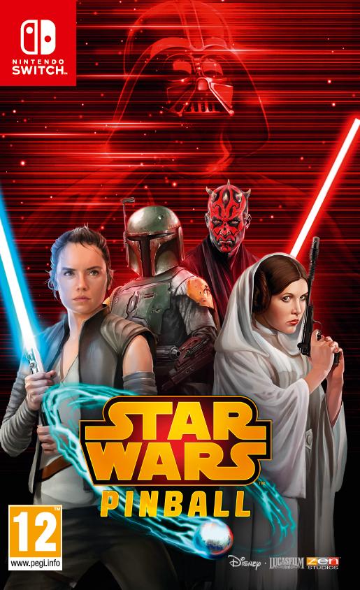 Star Wars Pinball sekarang tersedia untuk Nintendo Switch luncurkan trailer