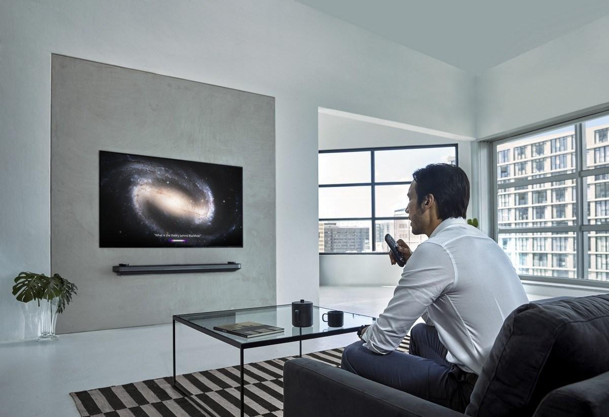 TV Cerdas LG Untuk Mendapatkan HomeKit dan AirPlay 2 Mendukung Minggu Depan
