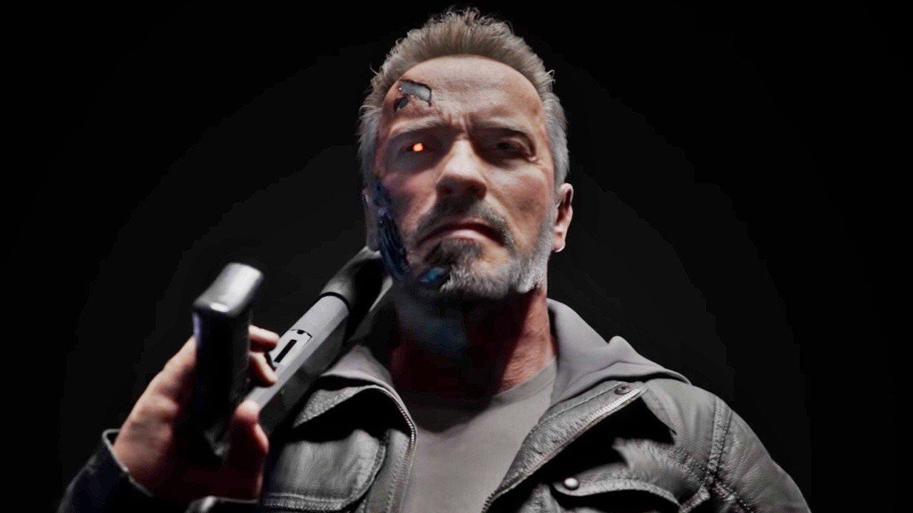 Terminator Di Mortal Kombat 11 Tidak Akan Diutarakan Oleh Arnold Schwarzenegger