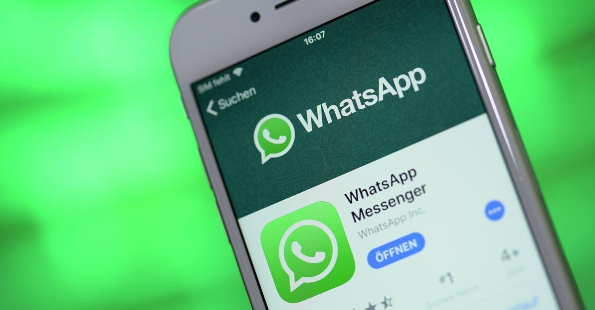 WhatsApp mengambil gambar Apple lampu mati - sekarang mulai serius
