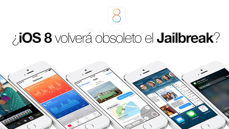 Akankah iOS 8 membuat Jailbreak tidak diperlukan? Mungkin 1