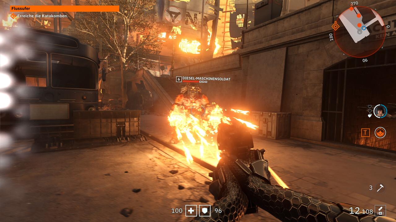 Wolfenstein: Youngblood: Keine Hakenkreuze bei Microsoft und Media-Saturn