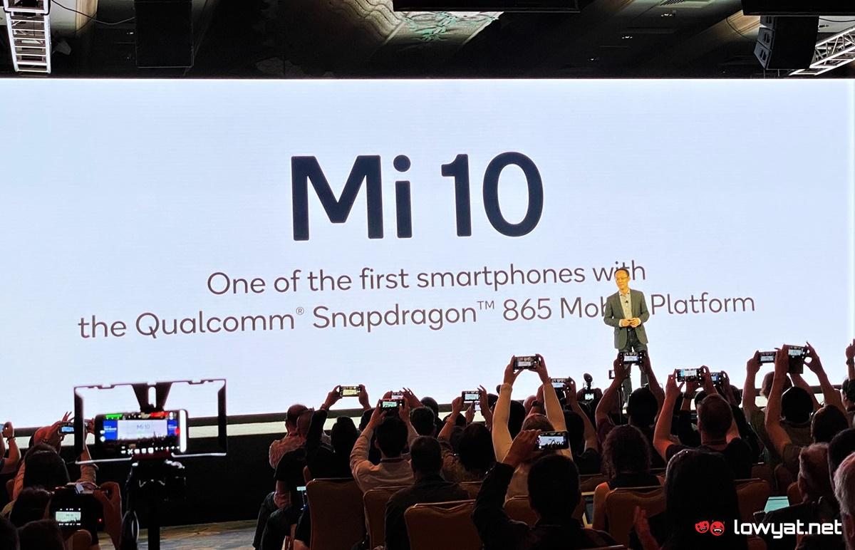 Xiaomi Mi 10 Akan Resmi Diluncurkan Pada 23 Februari